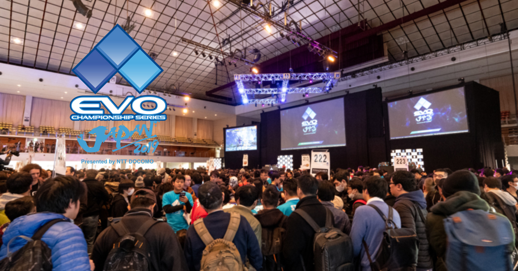 Biggest fighting game festival in Japan – EVO Japan 2019