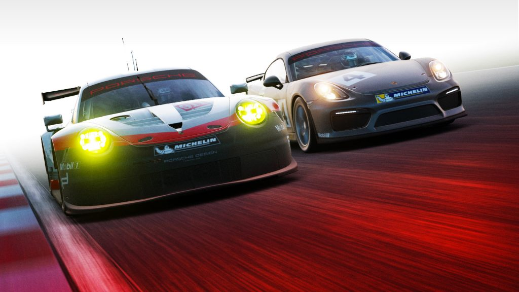 GT Sport Porsche Esports Racing Japan Season 1 Announced by Porsche Japan