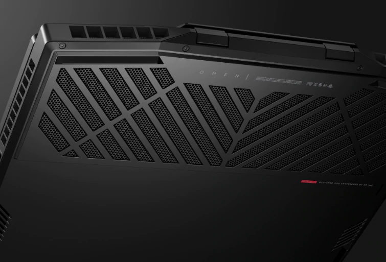 OMEN X 2S Bottom Panel