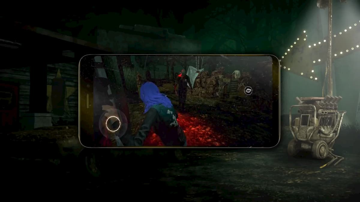 「DEAD BY DAYLIGHT MOBILE」