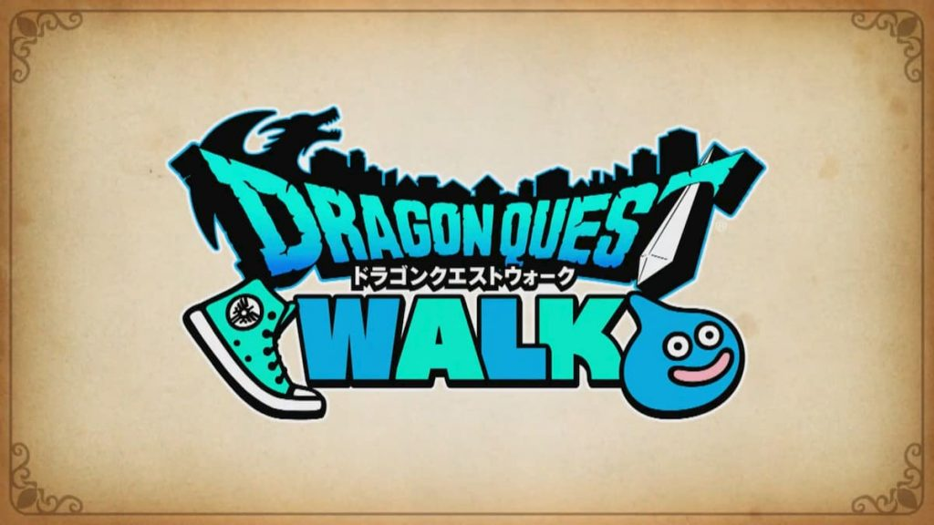 DRAGON QUEST 系列最新手遊「DRAGON QUEST WALK」