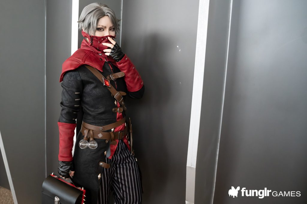 ACGHK2019 Cosplayer