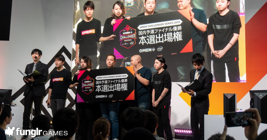 TGS2019のOMENブースで開催されたCS:GO Tournament「OMEN Challenger Series 2019」決勝レポート