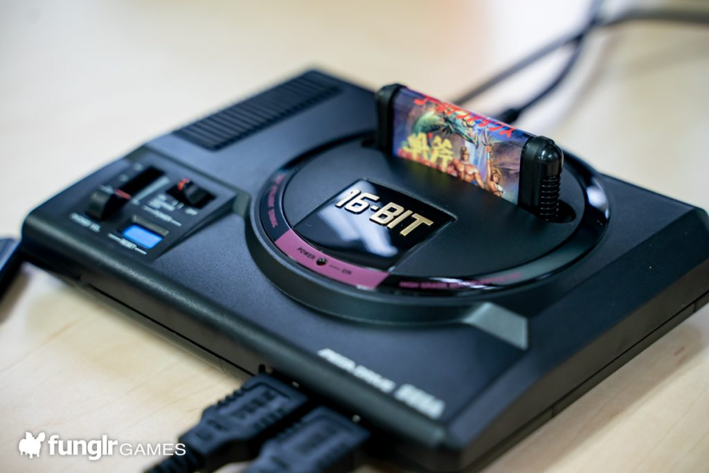 Mega Drive Mini Cartridge