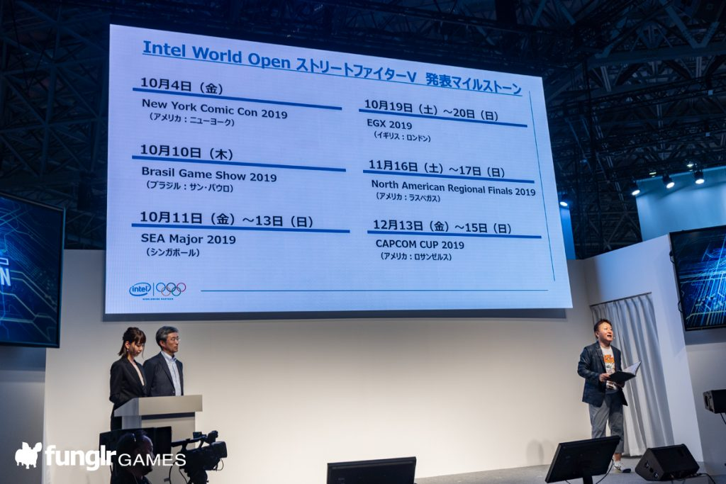 Intel World Open Presentation