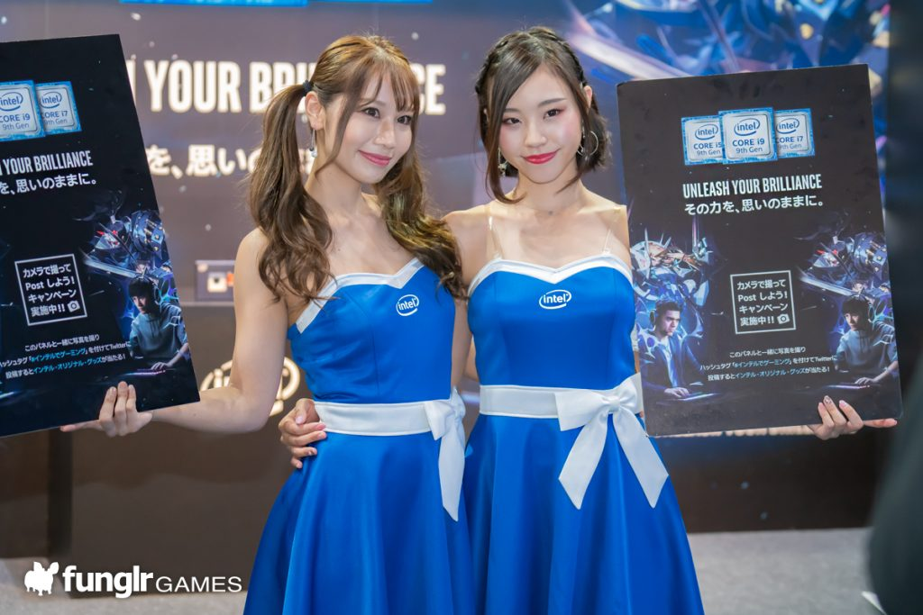 TGS2019 Promotion model
