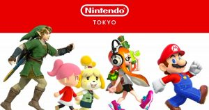 Official Nintendo TOKYO Store to Open in Shibuya