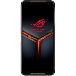 ASUS ROG Phone II(12GB/512GB) ブラックグレア ZS660KL-BK512R12/A