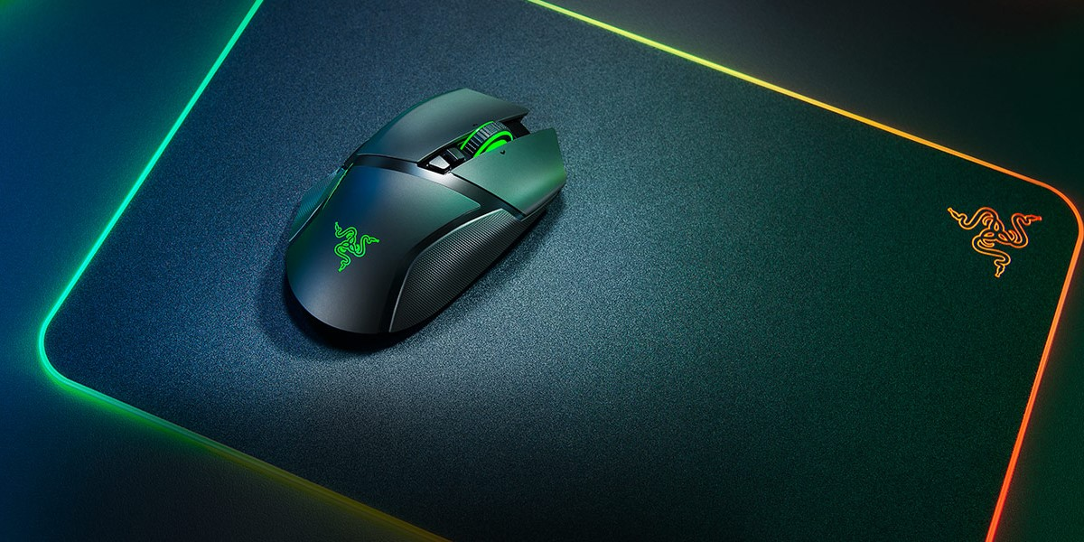 Razer Announces Wireless Basilisk Ultimate and Basilisk X HyperSpeed Mice Equipped with Razer HyperSpeed