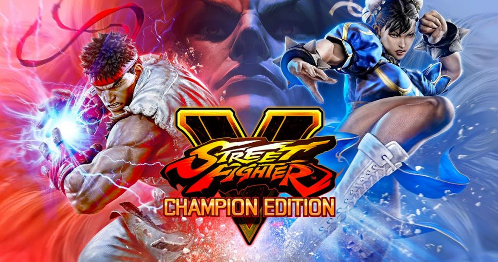 Street Fighter V: Champion Edition release in 2020!