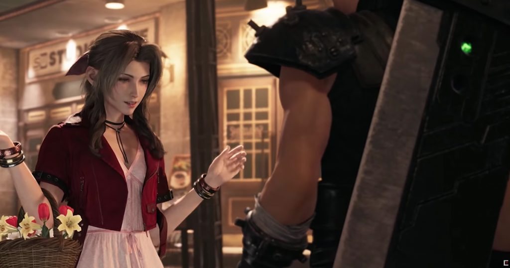 Newest Final Fantasy VII Remake Trailer Released at The Game Awards 2019!