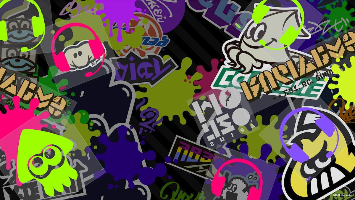 Splatoon 2 壁紙