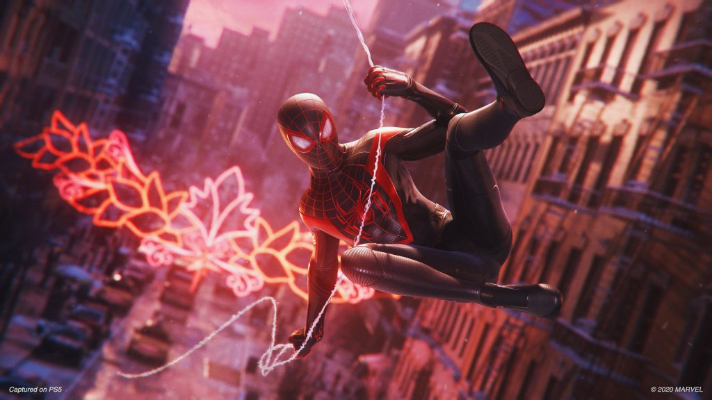 """Marvel's Spider-Man Miles Morales"" announced for PS5!"