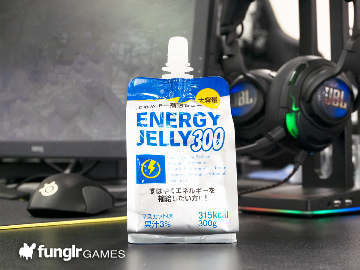 ENERGY JELLY 300