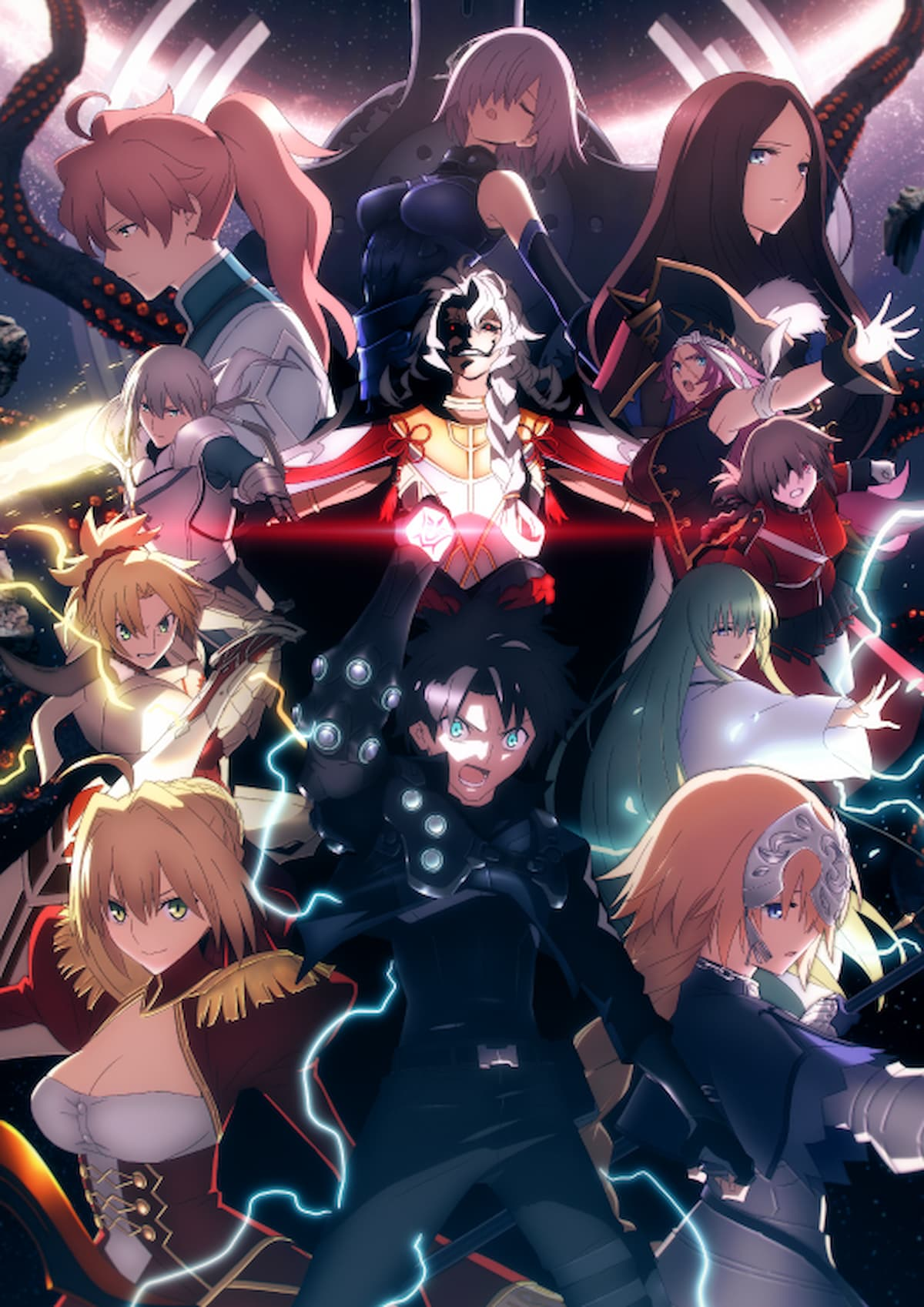 Fate/Grand Order ANIME PROJECT